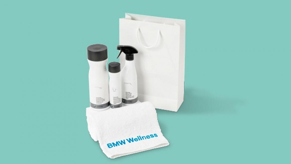 BMW Wellness Kit.*